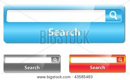 Search Bar Design