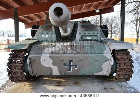 German Self-propelled Gun Stug Iii