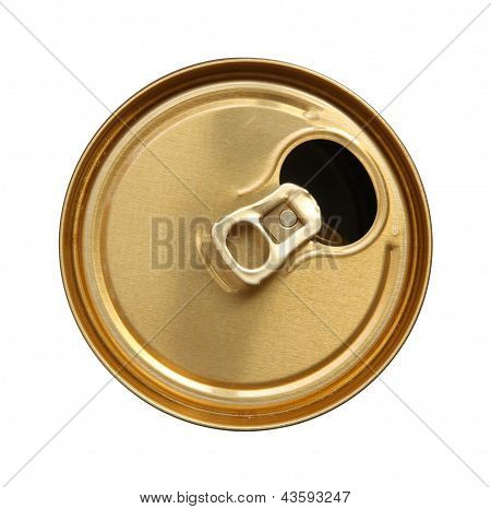 The Open Can Of Beer.