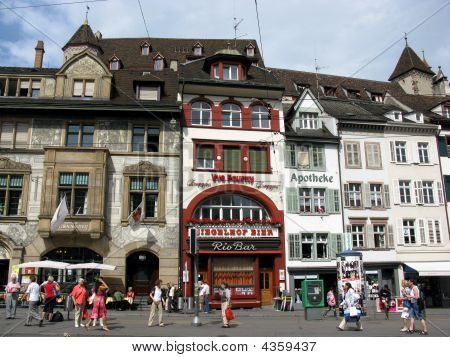 Basel. Switzerland.