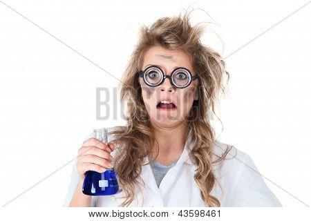 Crazy Chemist