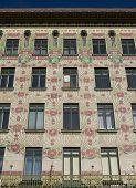 Viennese Architecture Art Nouveau, Otto Wagner poster