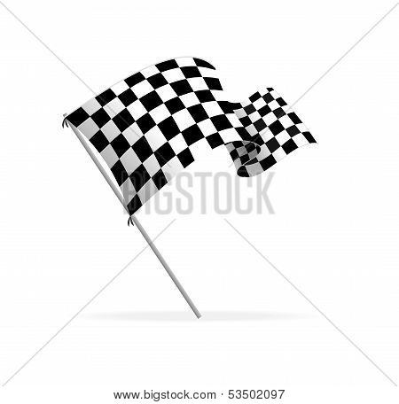 Vector Racing flag