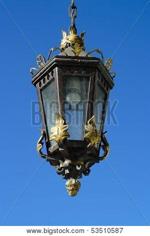 Saint-petersburg, Vintage Lantern
