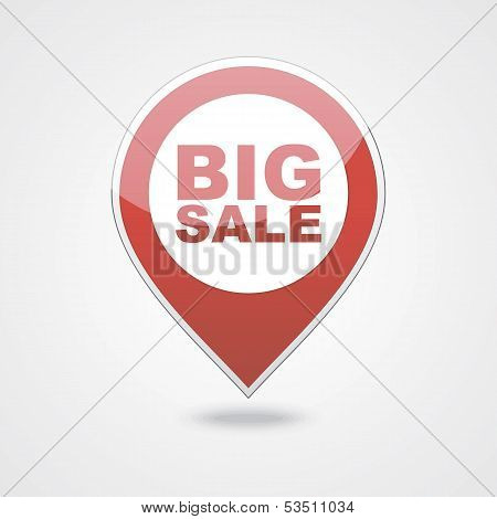mapping pins icons BIG SALE