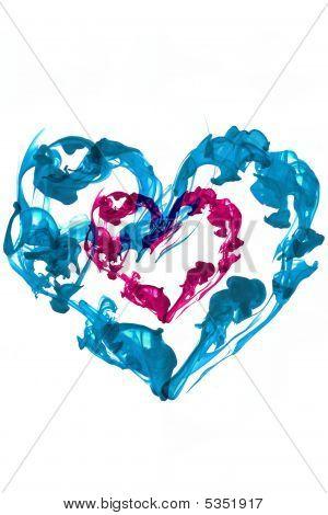 ink heart