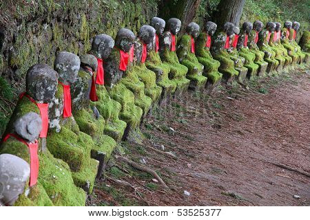 Japan Buddhist Statues