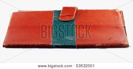 Old Leather Folder