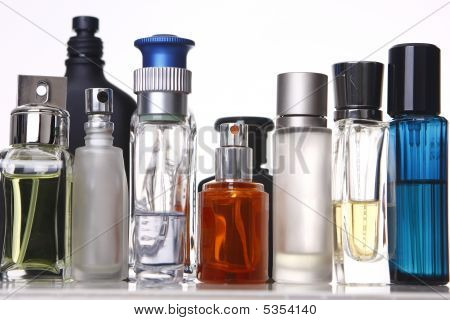 Perfume And Fragrance Bottles