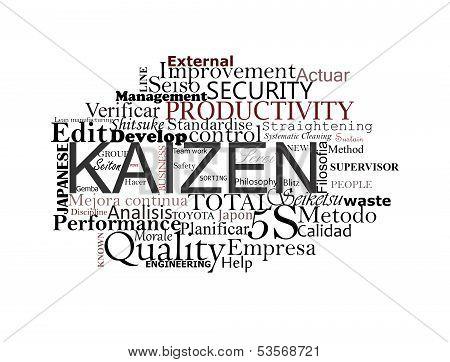kaizen work philosophy