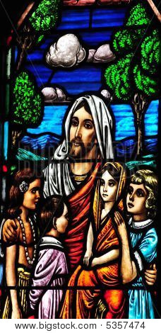 Childrenchrist Window1