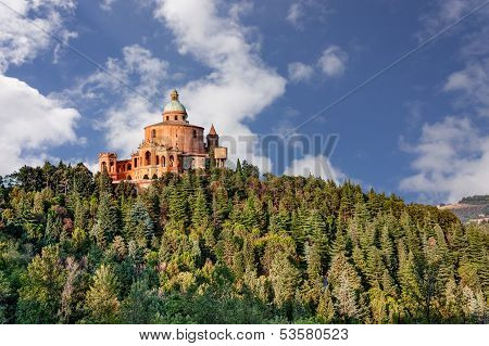 sanctuary of the Madonna di San Luca, Bologna, Italy