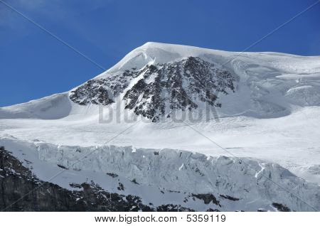 Swiss Alps: Alphubel