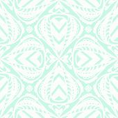 image of motif  - Floral seamless vector pattern with bold ornamental stylized paisley motifs Texture for decor - JPG