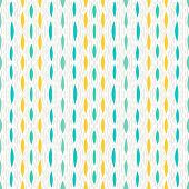stock photo of cross-hatch  - Multicolor vector seamless pattern with vertical brushstrokes - JPG