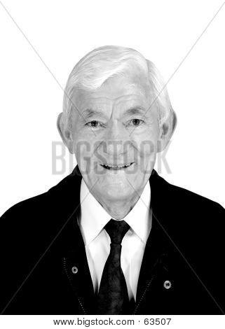Grandfather's Portrait