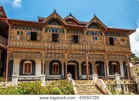 House Of Arthur Rimbaud At Harar Jugol