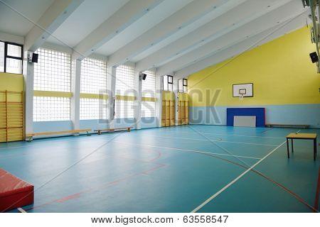 elementary school gym indoor