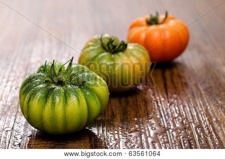 Bovine Heart Tomatoes