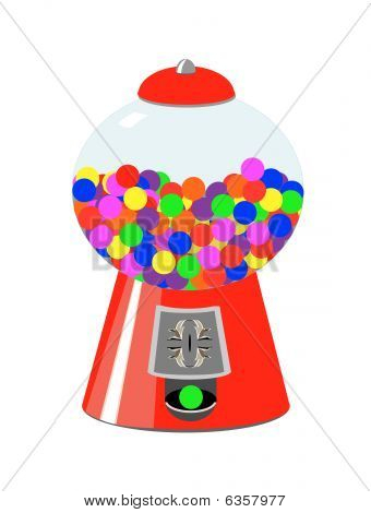 gumball Machine Object