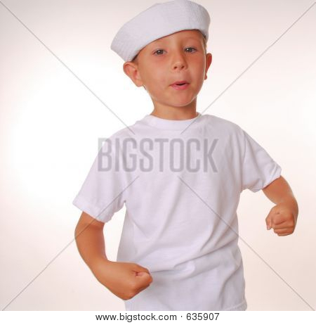 Sailor Boy Nine