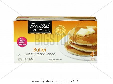 Essential Everyday Butter