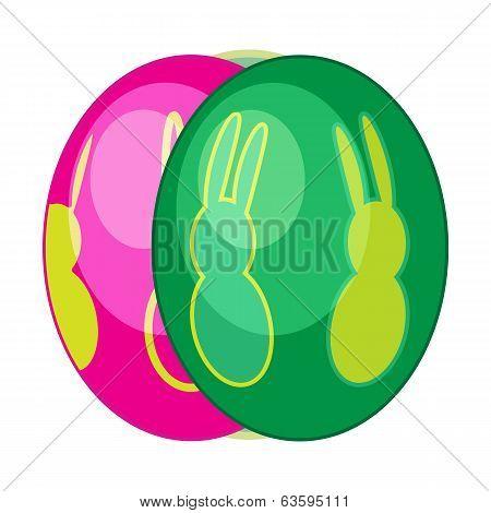 Egg bunn A