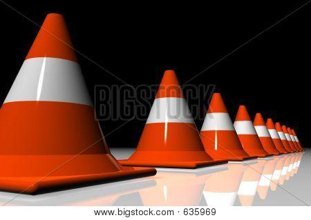 3D Cones