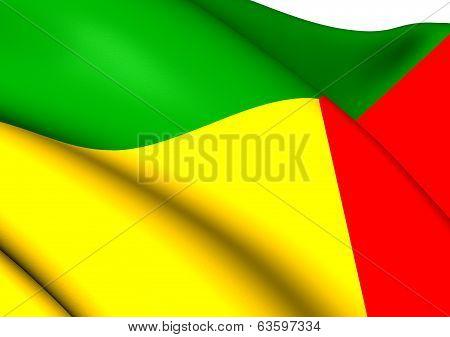 Flag Of Zabaykalsky Krai
