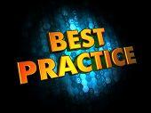 stock photo of benchmarking  - Best Practice  - JPG