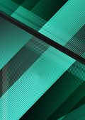 Glass geometric info background. Colorful abstractions with glossy elements for business / technolog