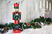 foto of nutcracker  - Toy Nutcracker - JPG