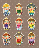 image of prince charming  - Prince Stickers - JPG