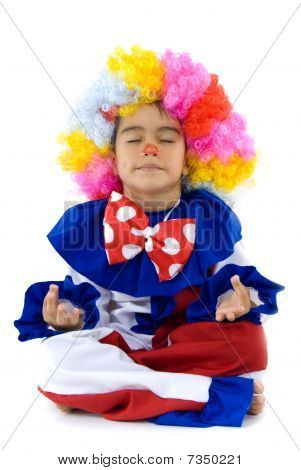 Clown Meditation