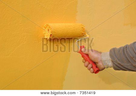 Paintroller