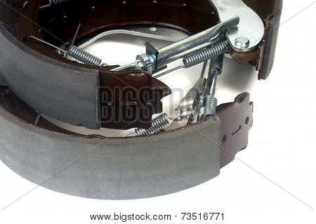 Brake Shoes Car
