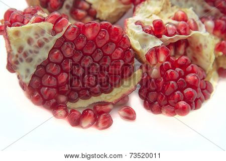 The Fruit Pomegranate
