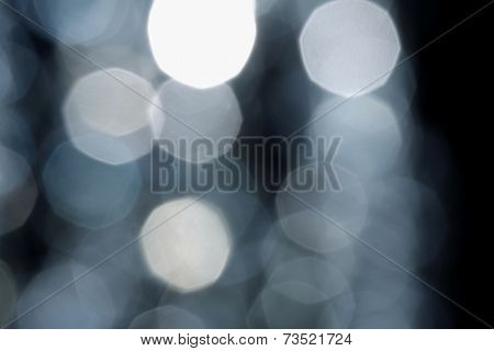 Lens Flare Blurry Effect  Sparkling Colorful Lights