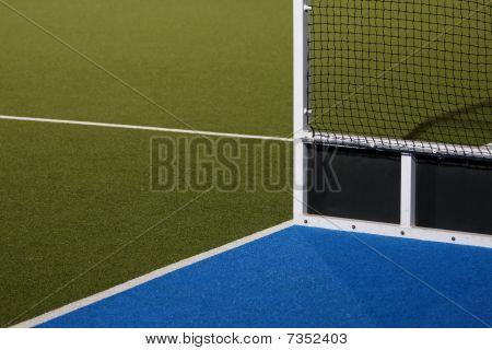 Astro Turf Hockey Field