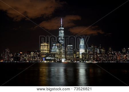 New York City Skyline, New York