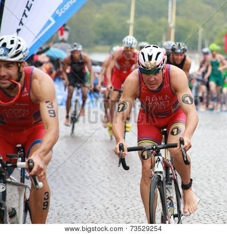 Godoy And Gomez Cycling