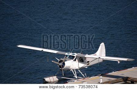 Propeller Sea Plane