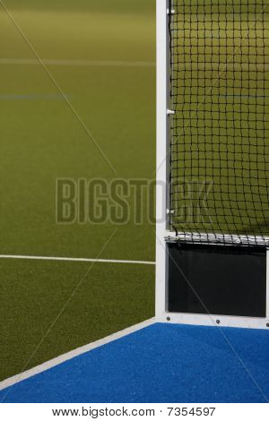 Astro Turf Hockey Field