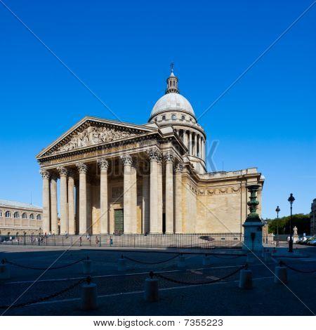 The Pantheon, In Paris