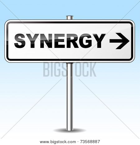 Synergy Sign