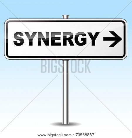 Synergy Sign