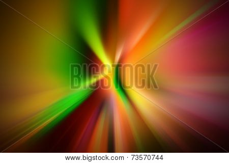 Warm Abstract Dark Background