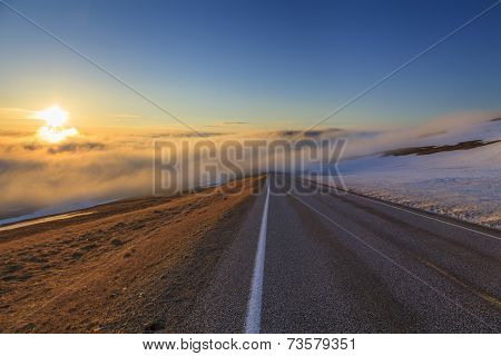 Road To The North Cape