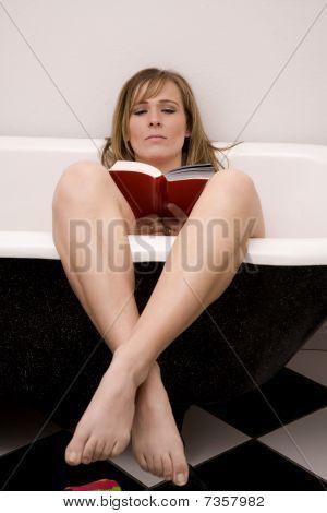 Legs Over Tub Reading