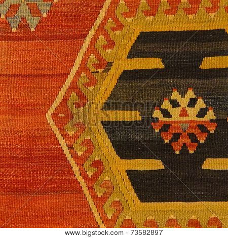Traditional Anatolian Pattern